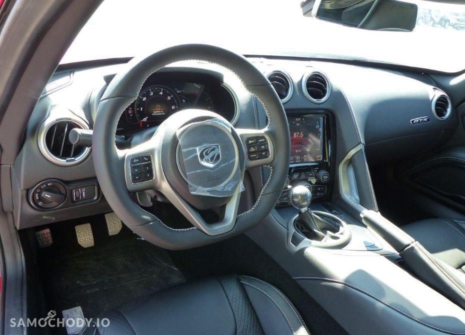 Dodge Viper nowy z gwarancją , 649 KM , FULL WYPOSAŻENIE 2
