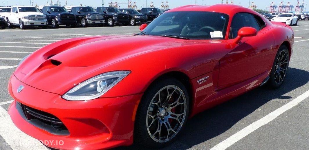 Dodge Viper nowy z gwarancją , 649 KM , FULL WYPOSAŻENIE 1