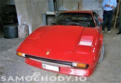 z miasta mszana dolna Ferrari 308 egzemplarz kolekcjonerski , 255 KM , SKÓRA