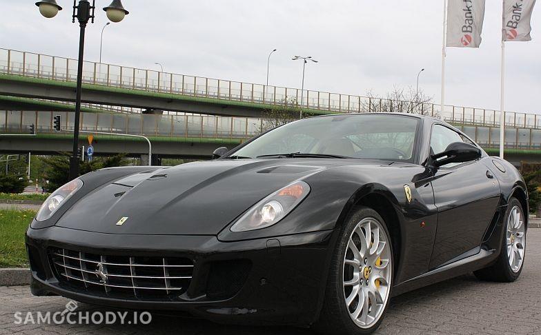 Ferrari 599GTB 620 KM ,  półautomat , bi-xenony 1