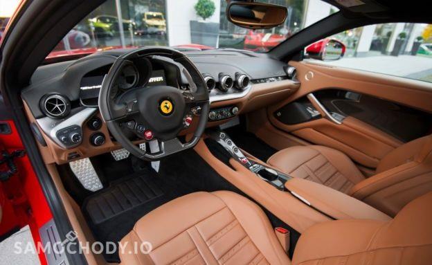 Ferrari F12berlinetta 740 KM , AUTOMAT , BRĄZOWA SKÓRA 2
