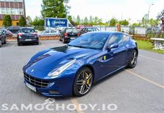 z miasta zawiercie Ferrari FF 660 KM , Zarejestrowany w Polsce,SPORTOWY