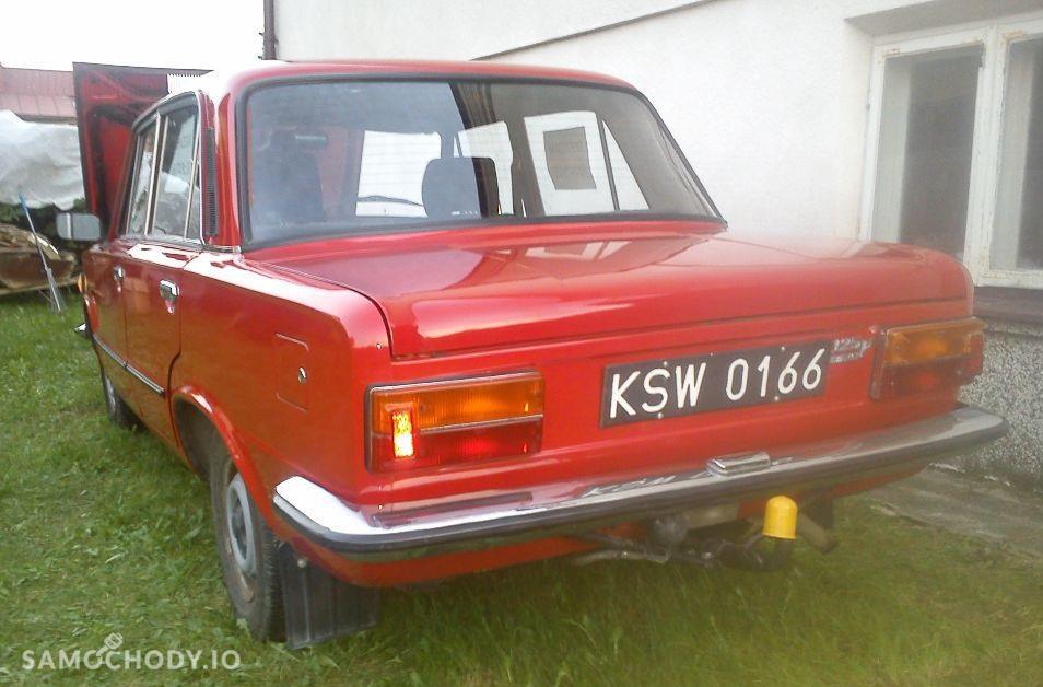 Fiat 125p bezwypadkowy,pierwszy właściciel,75 KM 2