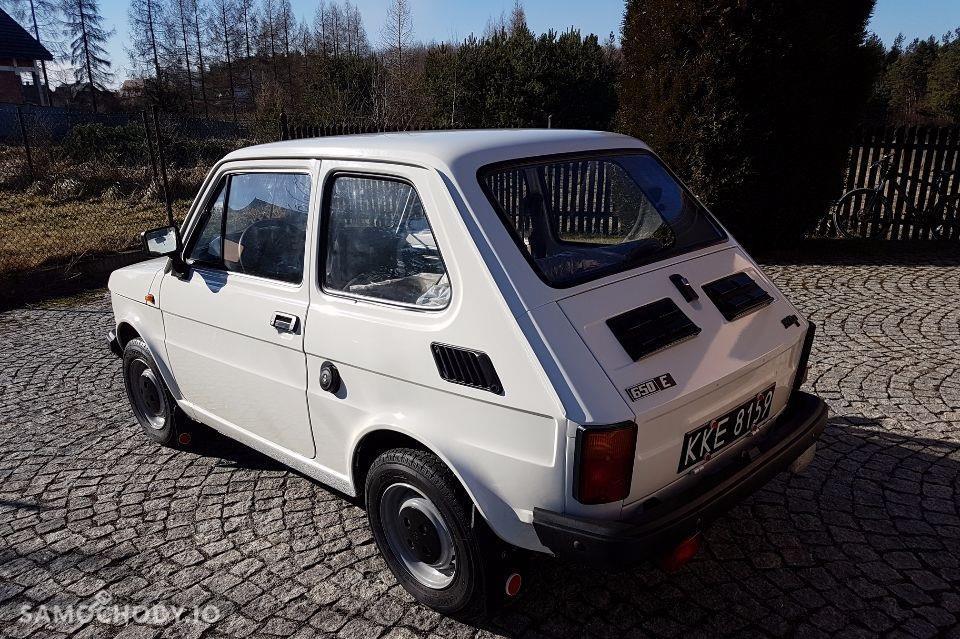 Fiat 126 UNIKAT z foliami, fabrycznie nowy!  2