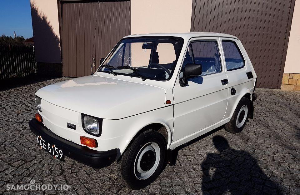 Fiat 126 UNIKAT z foliami, fabrycznie nowy!  1