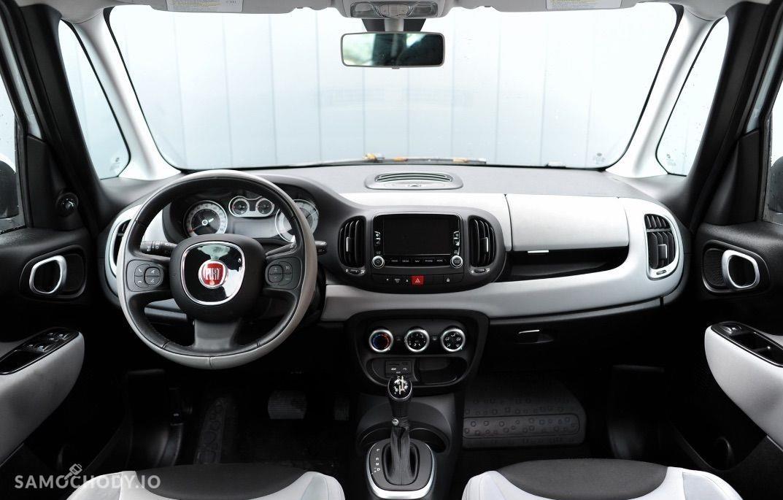 Fiat 500L automat , kamera , tempomat 2