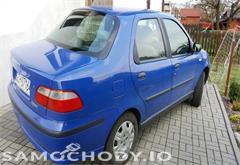 fiat albea Fiat Albea bezwypadkowy, zadbany, z polskiego salonu
