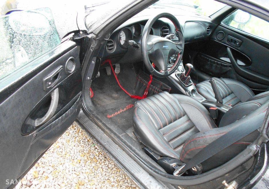 Fiat Barchetta kabriolet , skóra , po lifcie 4
