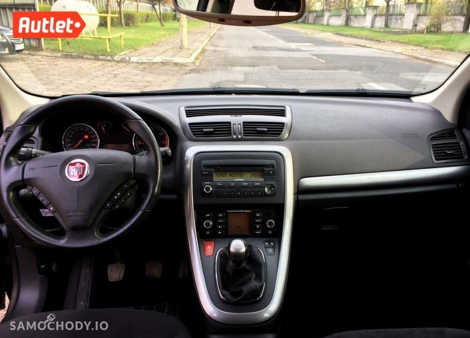 Fiat Croma II (2005-) klima , historia serwisowa , 150 KM  2