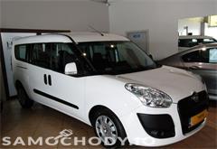 fiat z województwa mazowieckie Fiat Doblo II (2009-) minibus , serwisowany , homologacja ciężarowa