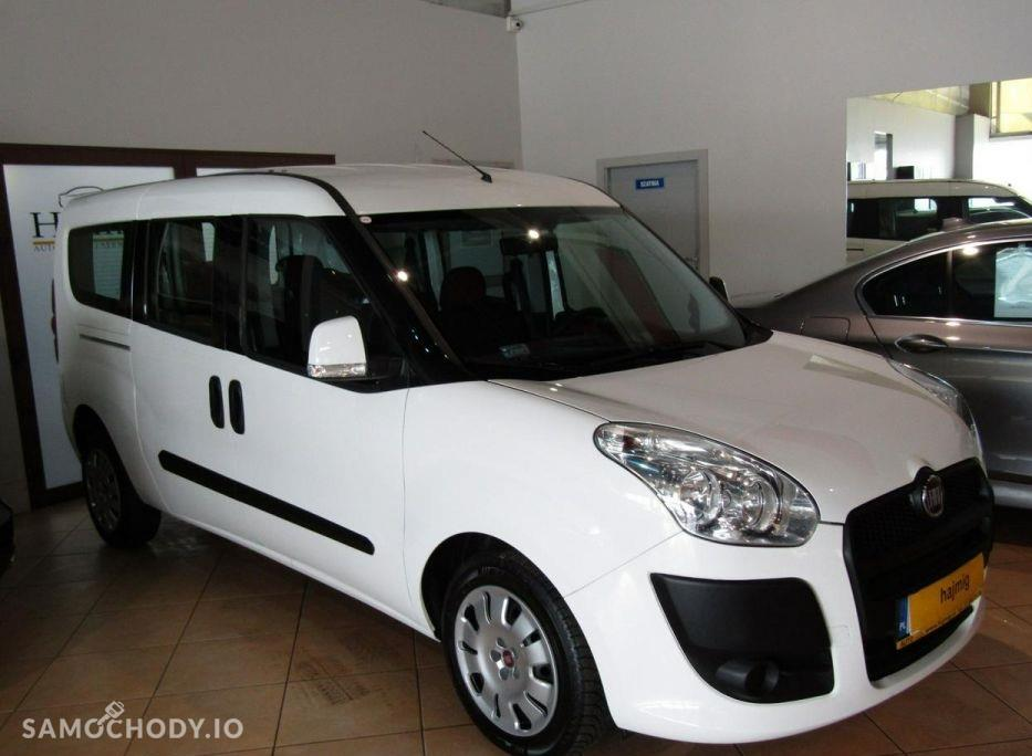 Fiat Doblo II (2009-) minibus , serwisowany , homologacja ciężarowa 1