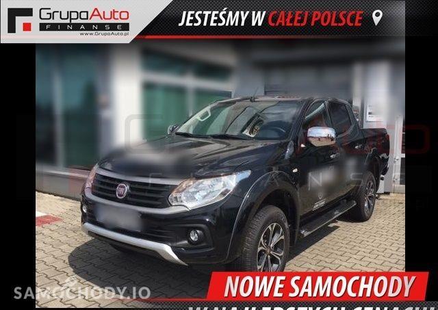 Fiat Fullback pick-up , nowy , 180 KM  1