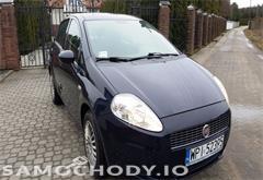 fiat z województwa mazowieckie Fiat Grande Punto 1.4 benz Salon Polska bezwypadkowy