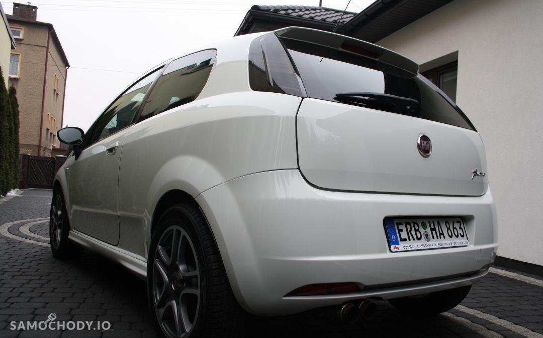 Fiat Grande Punto 1.4 TURBO 120KM bezwypadkowy, idealny 2