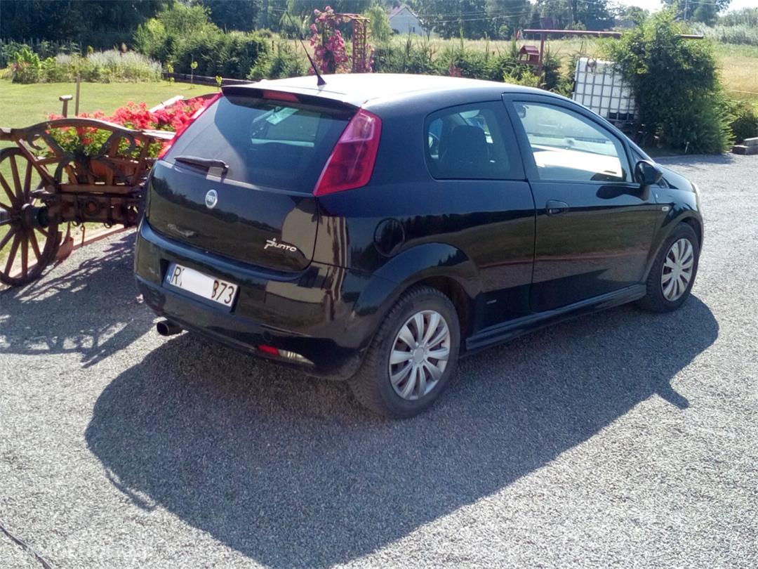 Fiat Grande Punto 1,9 jtd Sport 130 km 4