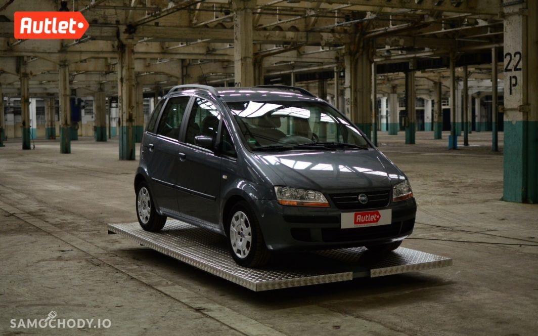 Fiat Idea autoalarm , serwisowany , po wymianie rozrządu 1