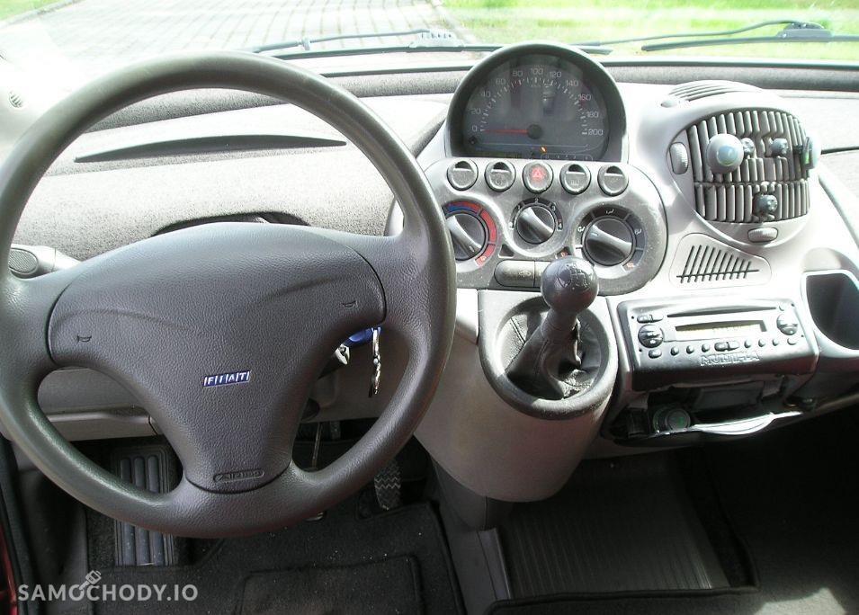 Fiat Multipla SUPER STAN , 6-OSOBOWA , MINIVAN 2