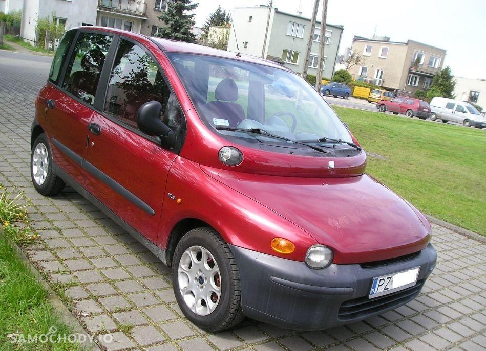 Fiat Multipla SUPER STAN , 6-OSOBOWA , MINIVAN 1
