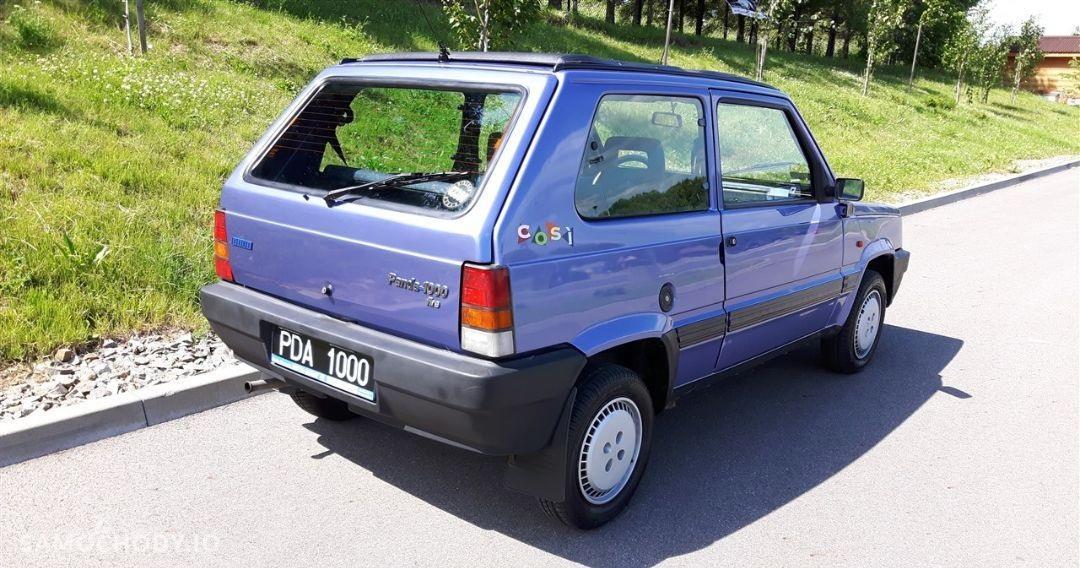 Fiat Panda I (1980-2003) Radio Fabryczne Edycja Limitowana 7
