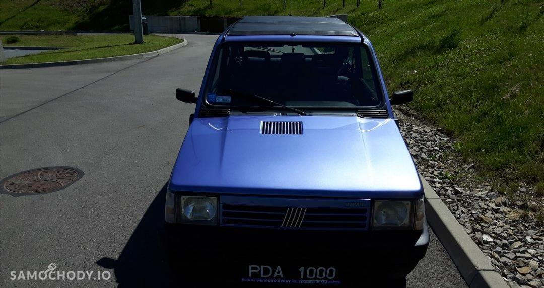 Fiat Panda I (1980-2003) Radio Fabryczne Edycja Limitowana 1