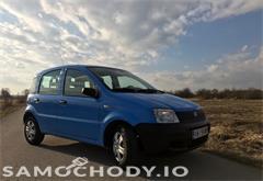 fiat panda ii (2003-2012) Fiat Panda II (2003-2012) Benzyna 1.1 54KM 2003r.