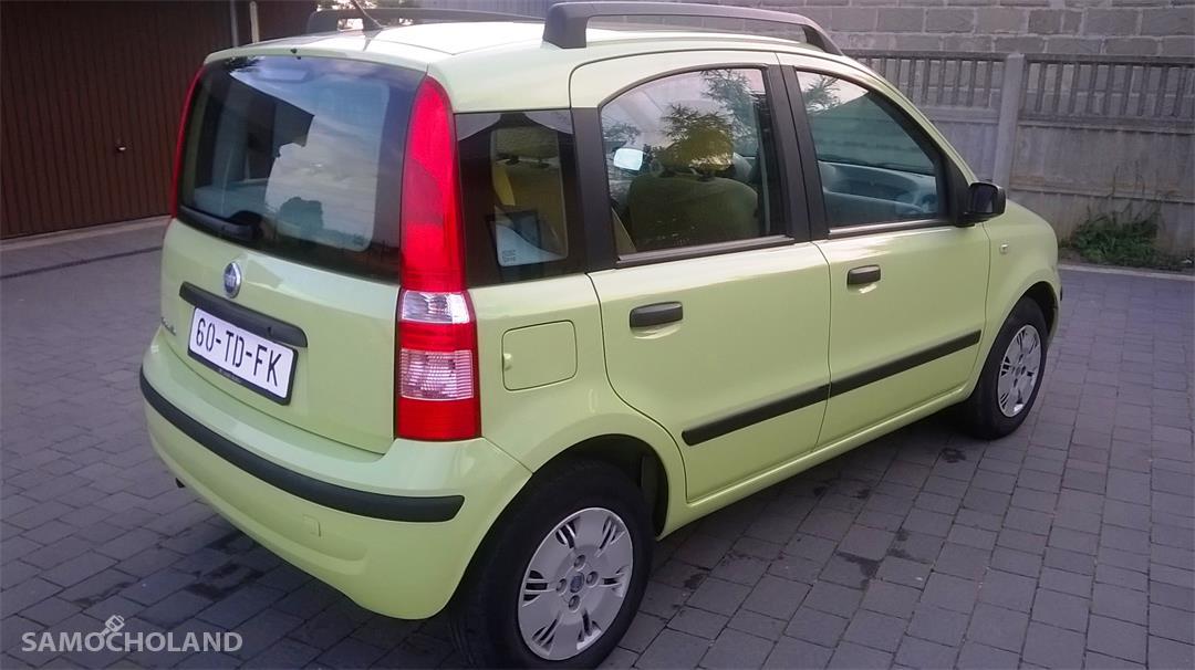 Fiat Panda II (2003-2012) Fiat Panda 1.2 Benzyna Oryginał SUPER STAN !! 7