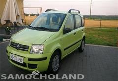 fiat z województwa łódzkie Fiat Panda II (2003-2012) Fiat Panda 1.2 Benzyna Oryginał SUPER STAN !!