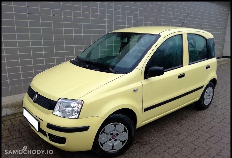 Fiat Panda II (2003-2012) Wspomaganie Bardzo zadbana 1.1 benzyna 54KM, 1 właściciel od nowości  1
