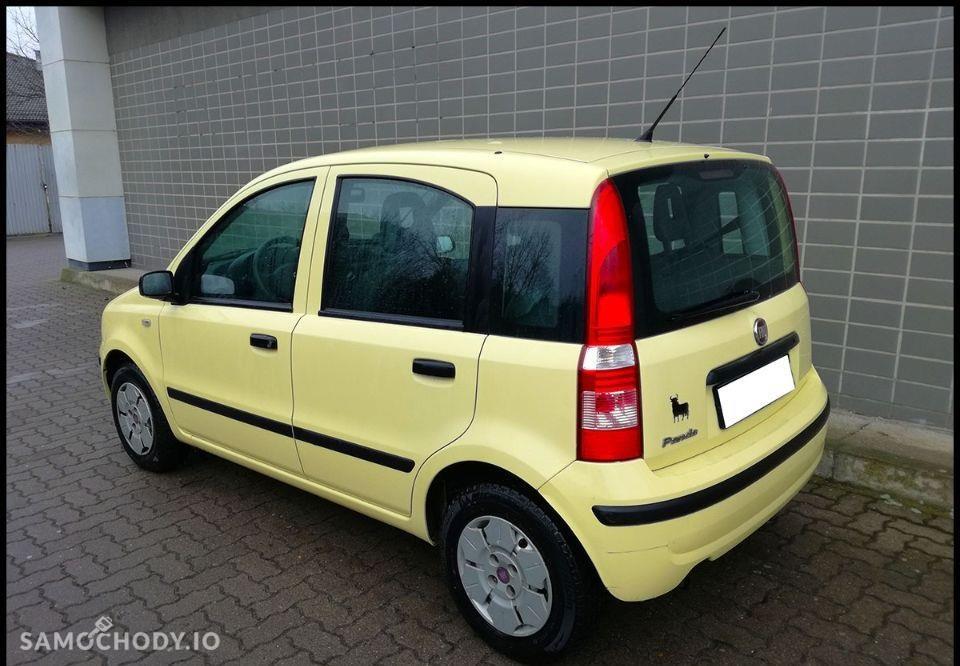 Fiat Panda II (2003-2012) Wspomaganie Bardzo zadbana 1.1 benzyna 54KM, 1 właściciel od nowości  2