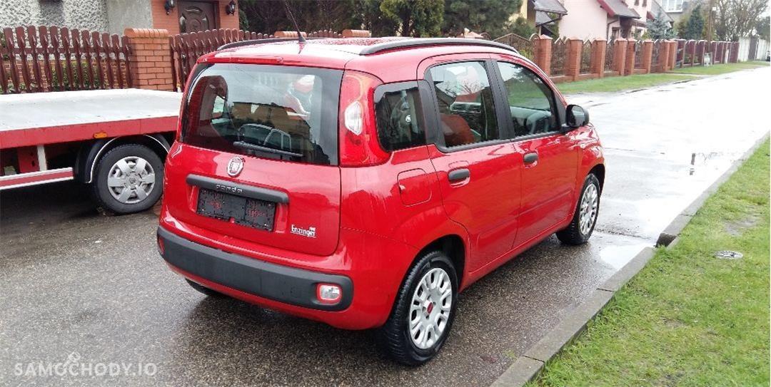 Fiat Panda III (2011-) bezwypadkowy , pierwszy właściciel , serwisowany 2