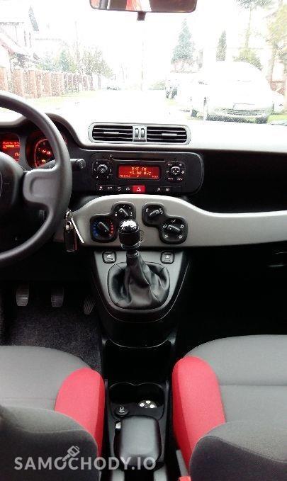 Fiat Panda III (2011-) bezwypadkowy , pierwszy właściciel , serwisowany 4