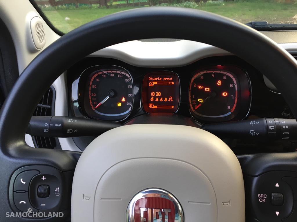 Fiat Panda III (2011-) Fiat Panda 3 mały przebieg w najbogatszej wersji wyposażenia 16