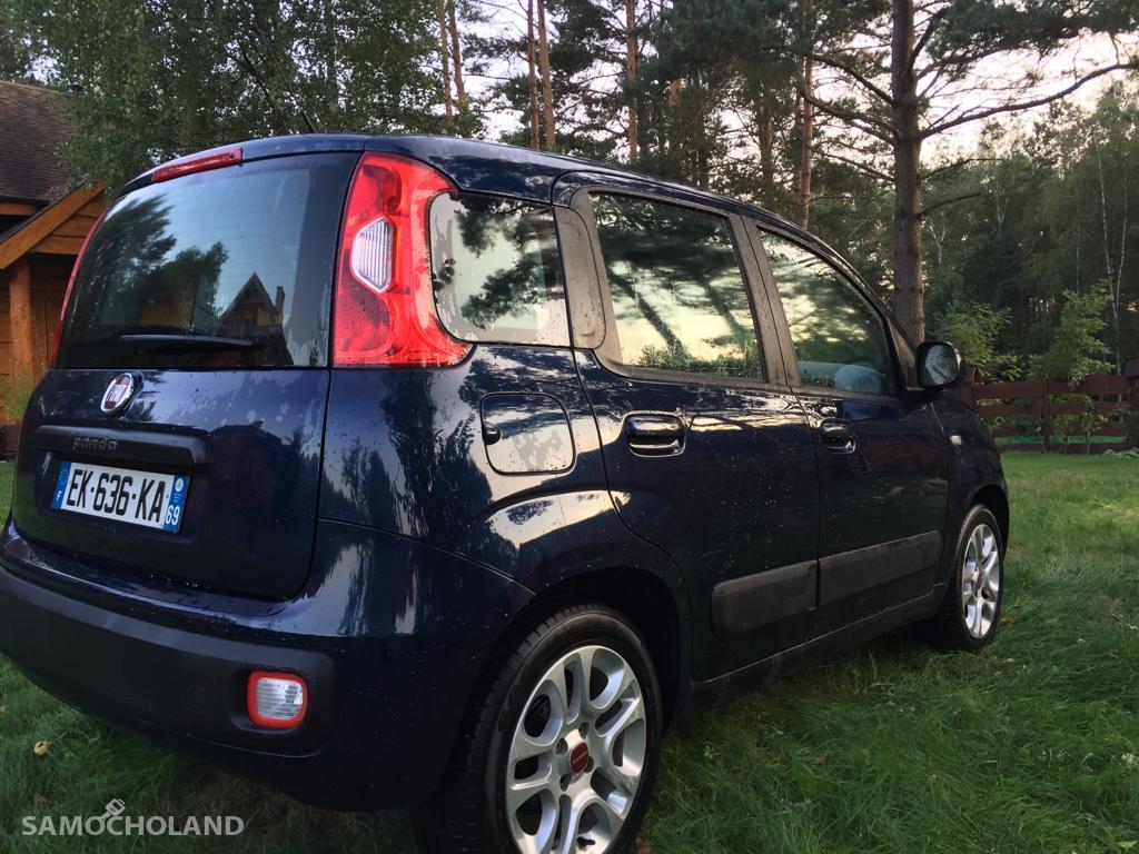 Fiat Panda III (2011-) Fiat Panda 3 mały przebieg w najbogatszej wersji wyposażenia 11