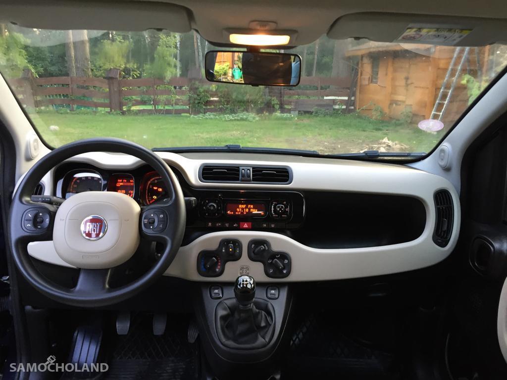 Fiat Panda III (2011-) Fiat Panda 3 mały przebieg w najbogatszej wersji wyposażenia 22
