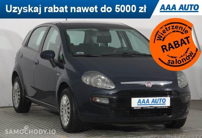 Fiat Punto Evo niski przebieg , klima , 69 KM 1