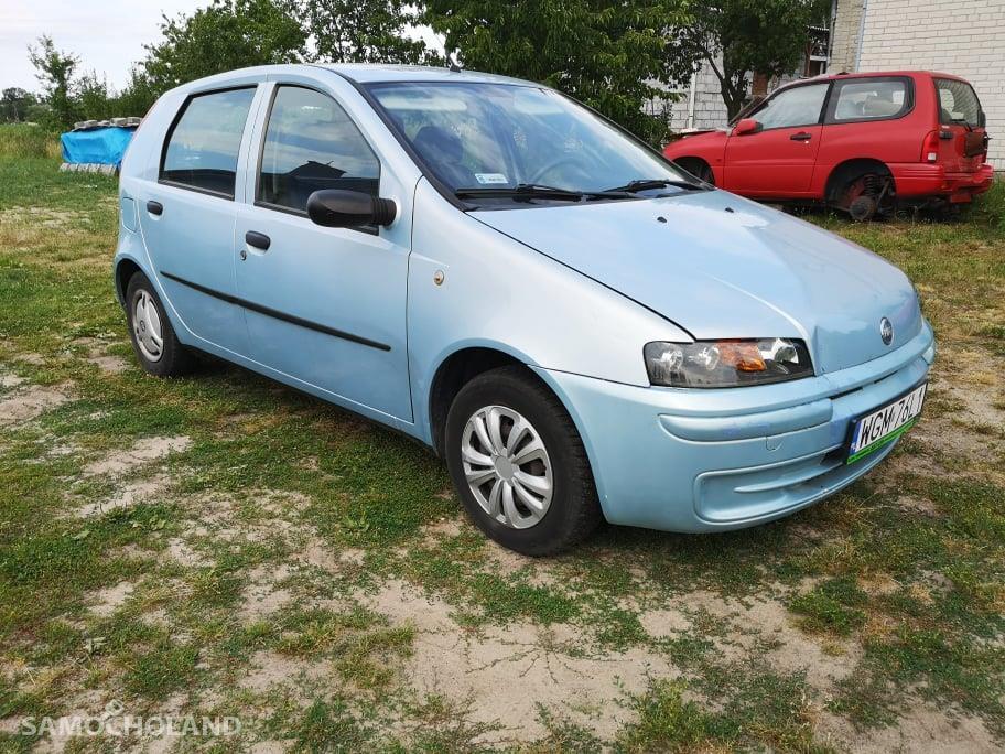Fiat Punto II (1999-2003) 2003r. 1.2 Klimatyzacja Jeden wlasciciel 7
