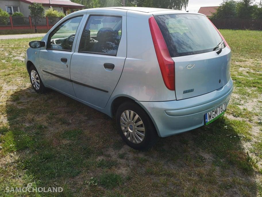Fiat Punto II (1999-2003) 2003r. 1.2 Klimatyzacja Jeden wlasciciel 2
