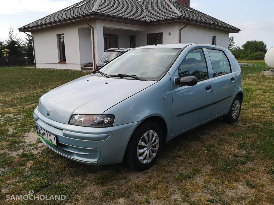 Fiat Punto II (1999-2003) 2003r. 1.2 Klimatyzacja Jeden wlasciciel 1