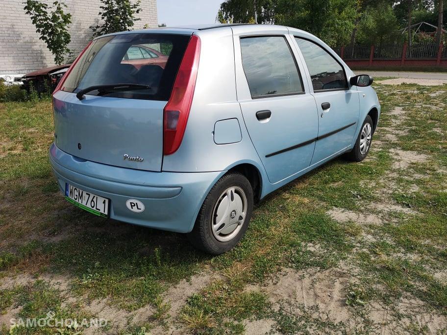 Fiat Punto II (1999-2003) 2003r. 1.2 Klimatyzacja Jeden wlasciciel 4