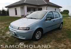 fiat z województwa mazowieckie Fiat Punto II (1999-2003) 2003r. 1.2 Klimatyzacja Jeden wlasciciel
