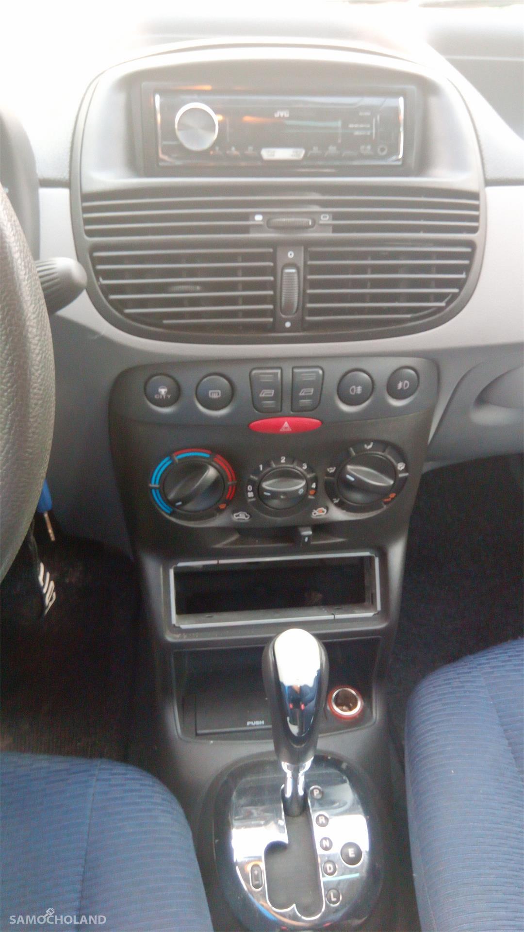 Fiat Punto II (1999-2003) Fiat Punto 1,2 automat, klimatyzacja 29