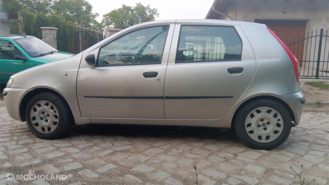 Fiat Punto II (1999-2003) Fiat Punto 1,2 automat, klimatyzacja 22