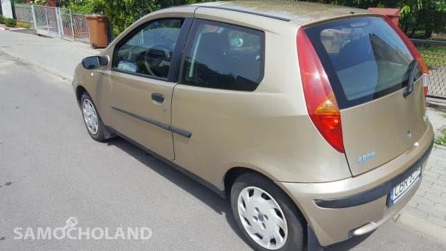 Fiat Punto II (1999-2003) Fiat Punto 2 elx super stan! 4