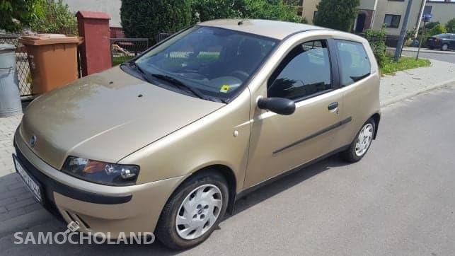 Fiat Punto II (1999-2003) Fiat Punto 2 elx super stan! 1