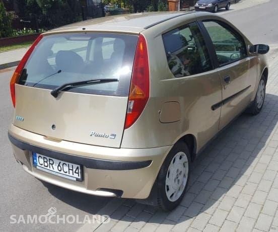 Fiat Punto II (1999-2003) Fiat Punto 2 elx super stan! 7