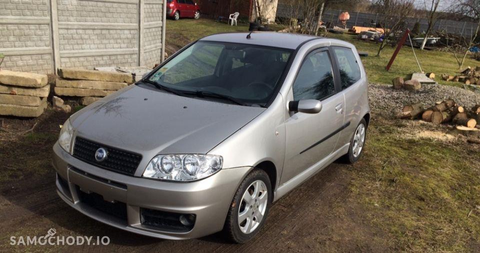 Fiat Punto II (1999-2003) Sporting HGT 100KM Alu Clima 1
