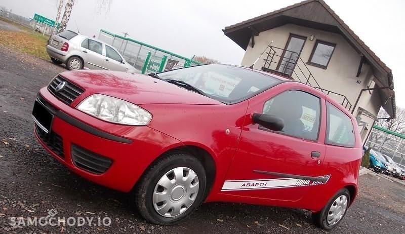 Fiat Punto II FL (2003-) Benzyna 1.2 2004r. Bezwypadkowy ! 1