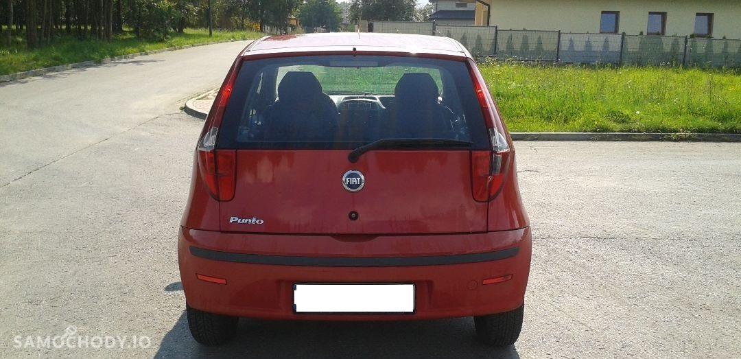 Fiat Punto II FL (2003-) Benzyna 1.2 2004r. Bezwypadkowy ! 2