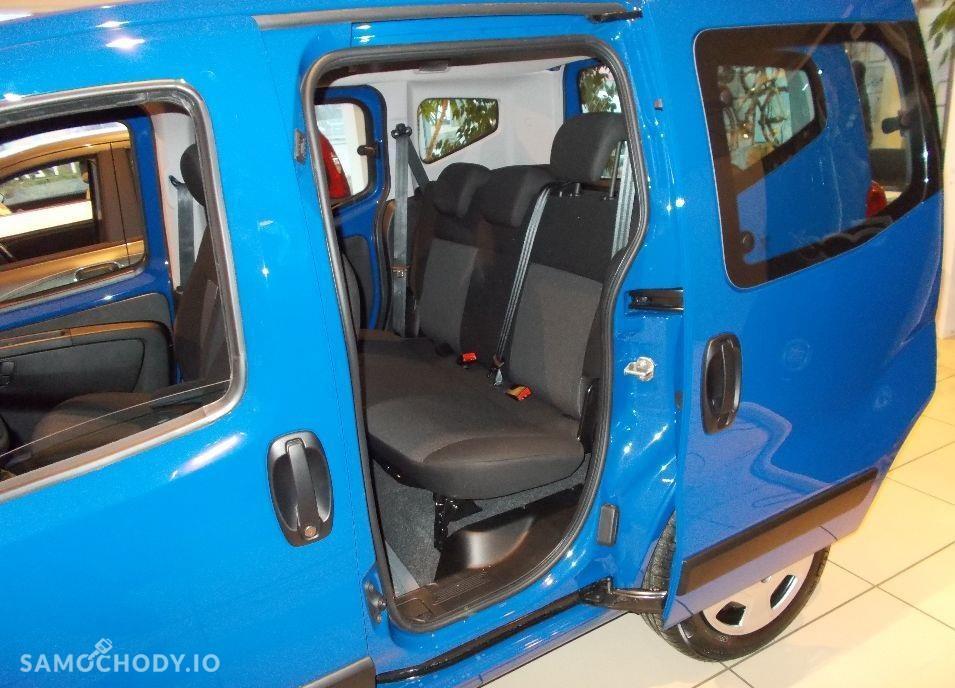Fiat Qubo BENZYNA , KLIMA ,NOWY 2