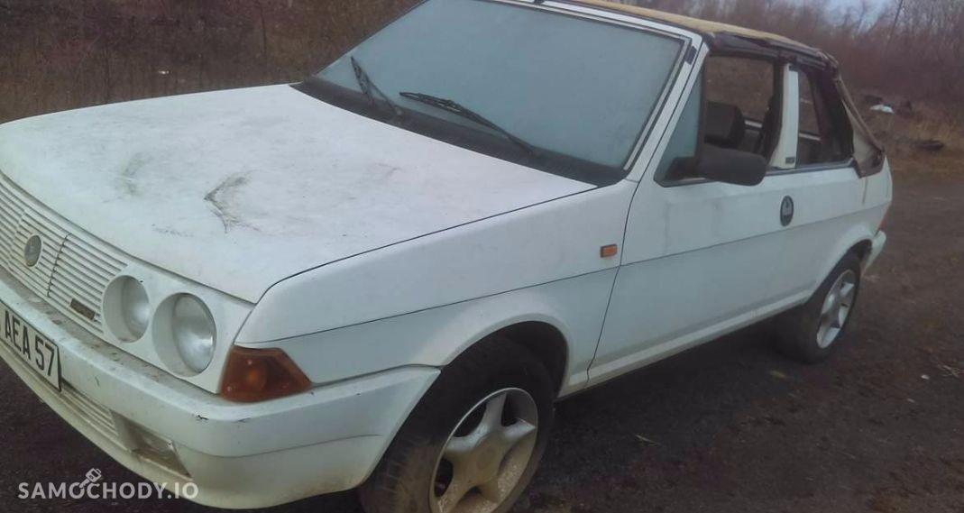 Fiat Ritmo kabriolet, klasyk , 1985 r. 1